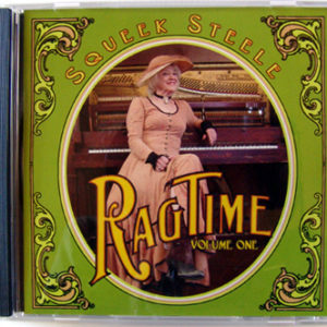 Cover Art for Ragtime Volume One