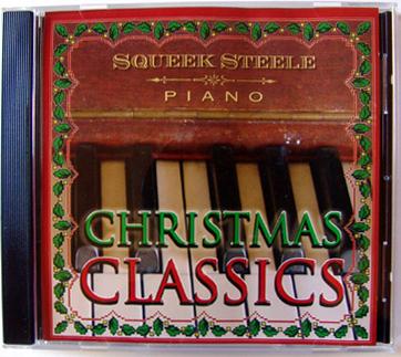 CD Cover Art Chrsitmas Classics