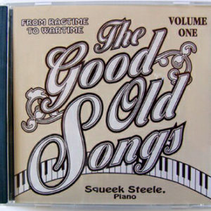CD Cover Art The Good Old Songs V1
