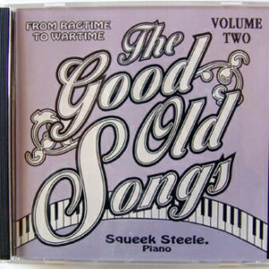 Cover Art The Good Old Songs V2