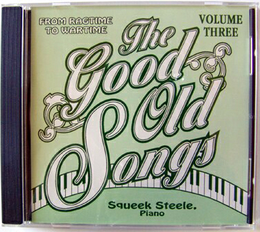 CD Cover Art - The Good Old Songs