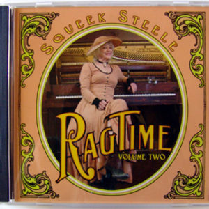 CD Cover Art Ragtime V2