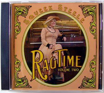 CD Cover Art Ragtime V2