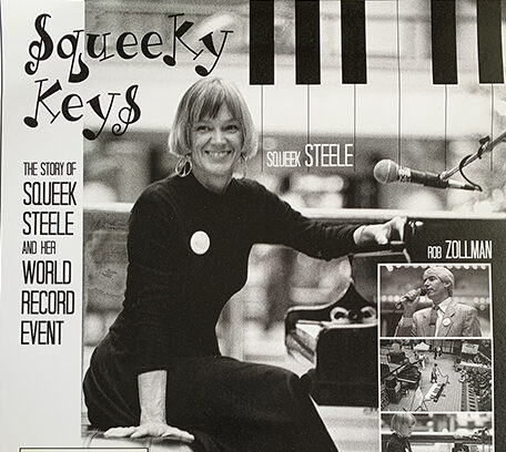 Squeek Steele and her World Record Event