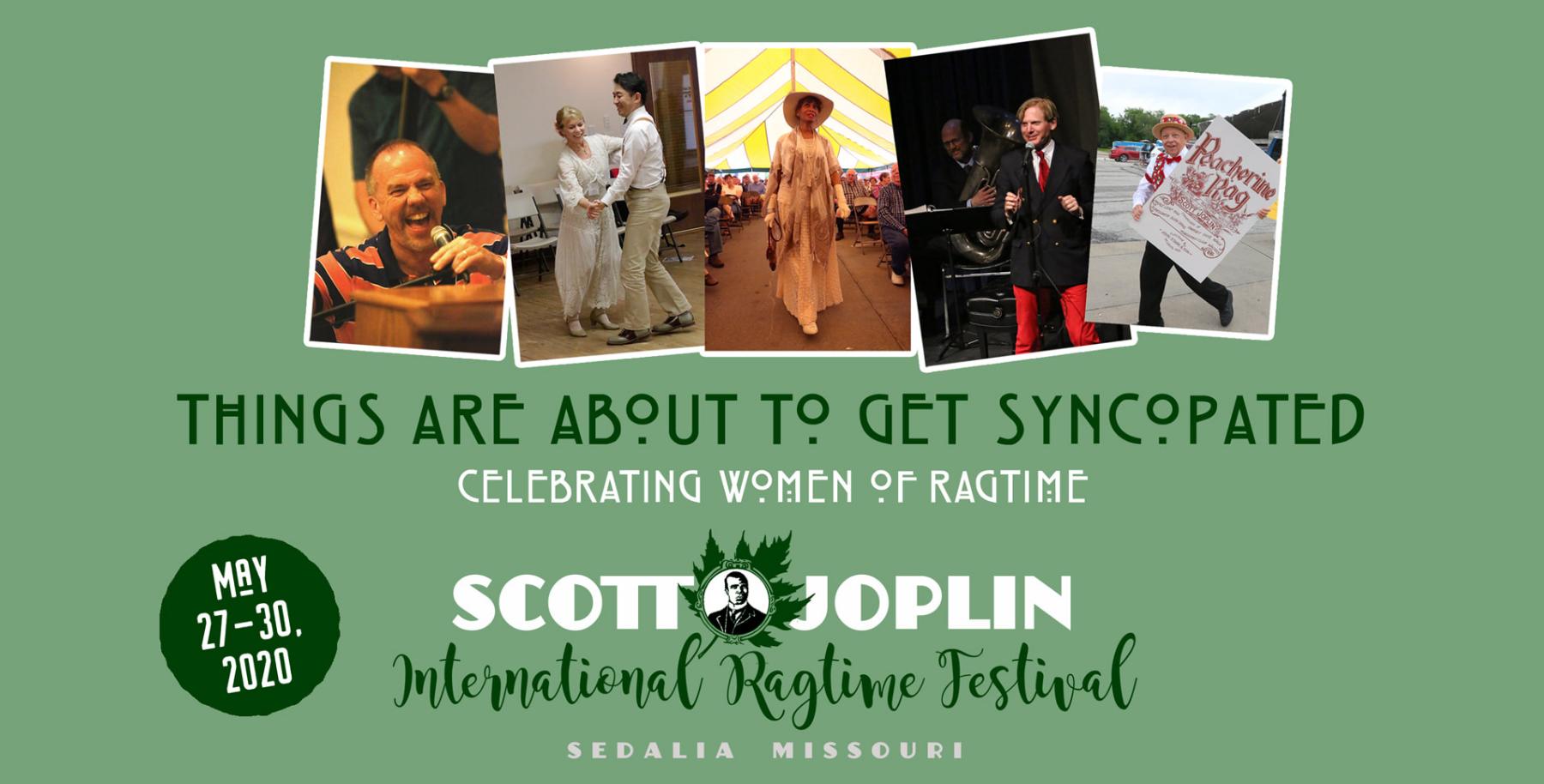 Scott Joplin International Ragtime Festival image